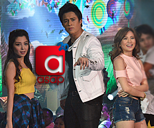 PHOTOS: All out dance showdown with King of the Gil Enrique and 2 of the hottest dance sensations Ella and Donnalyn