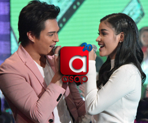 PHOTOS: Ibang level na kilig with LizQuen and BaiLona on ASAP20
