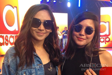 #ASAPMarSorpresa backstage and rehearsal photos