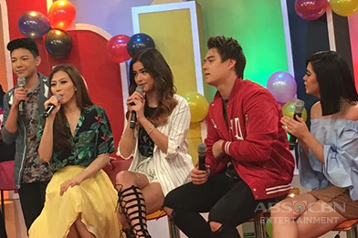 #ASAPWildSummer: Kilig ASAP Chill Out with KathNiel and LizQuen