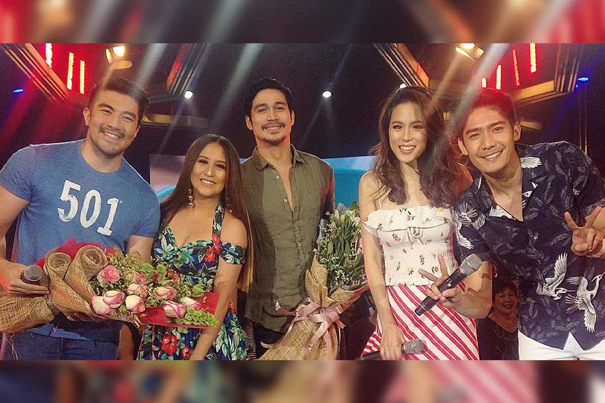 IN PHOTOS: Mother's Day celebration on #ASAPWeLoveMoms