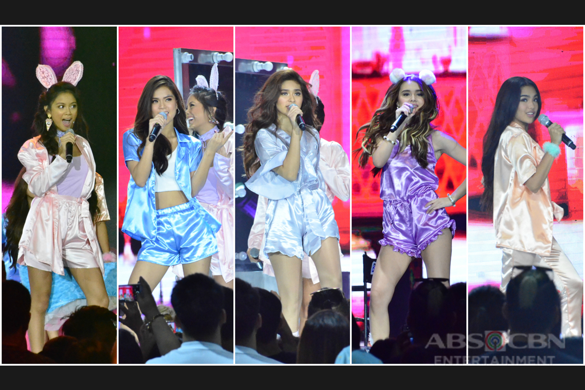 PHOTOS: ASAPBFF5 in an all out performance for Star Magic's silver anniversary celebration
