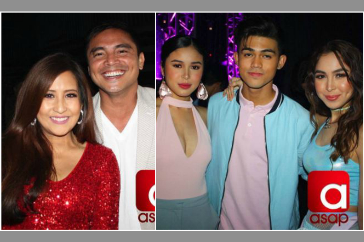 BACKSTAGE PHOTOS: Happenings that you must see at the #ASAPSilverSunday