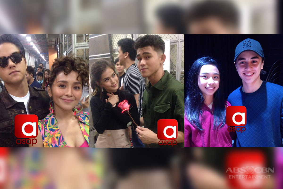 LOOK: #ASAPGoals Backstage Photos