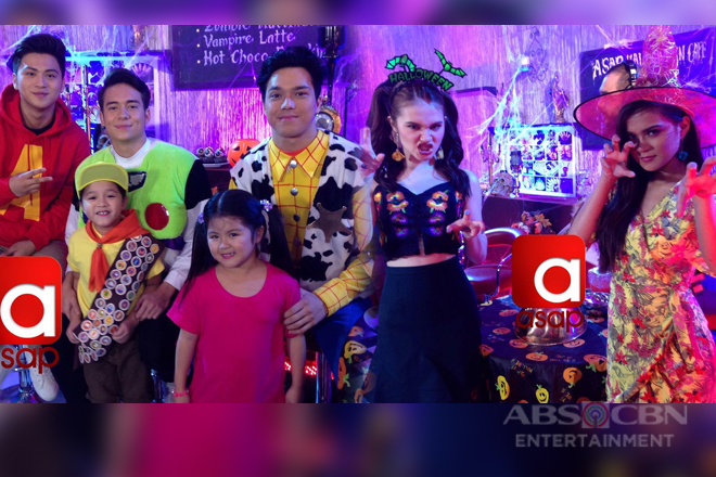 LOOK: #ASAPShooktacular Backstage Photos