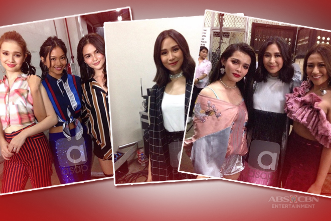 LOOK: #ASAPFunFiesta Backstage Photos