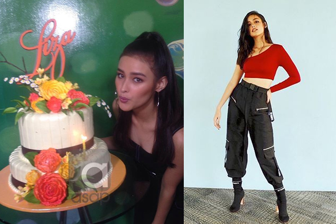 PHOTOS: Liza's birthday celebration on #ASAPFantasticSunday