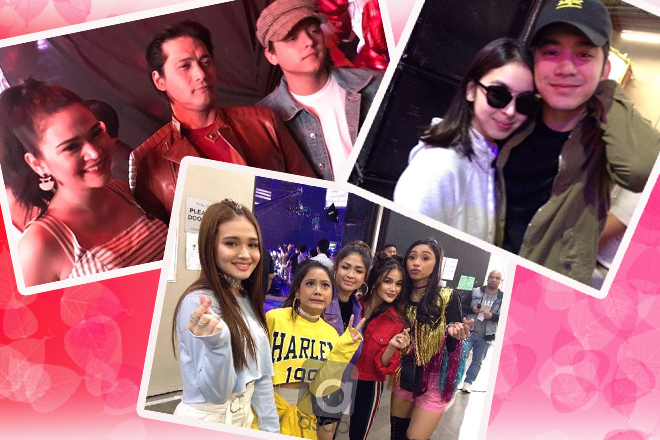 LOOK: #ASAPEneRoar Backstage and Rehearsal Photos