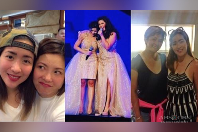 These photos just show Angeline Quinto is a total fangirl just like us!