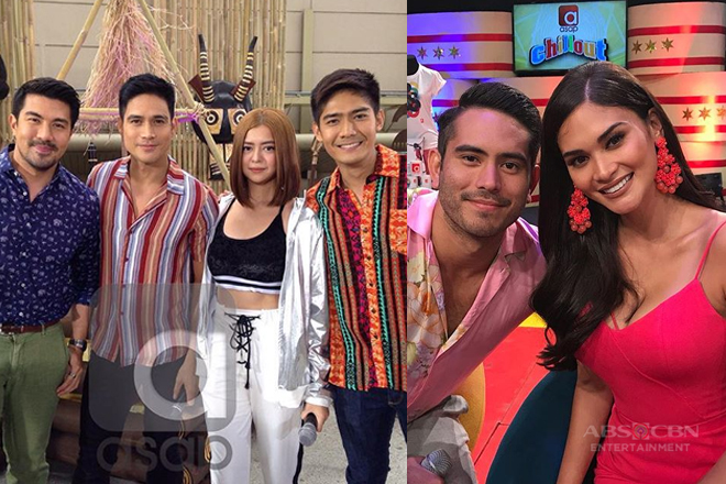 LOOK: #ASAPMarchMasaya Backstage and Rehearsal Photos