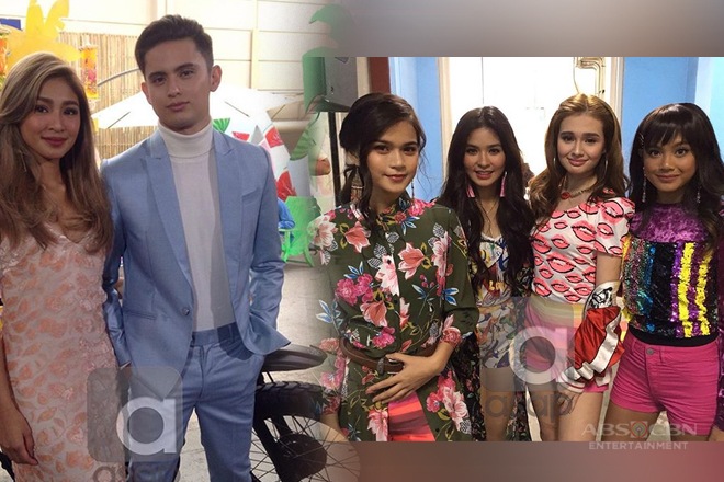LOOK: #ASAPChillax Backstage Photos