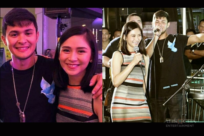 SPOTTED: #AshMatt moments that you should see at Matteo's birthday party!