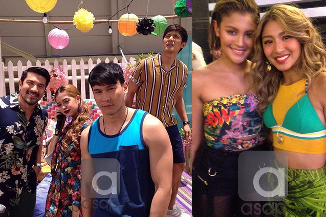 LOOK: #ASAPVacayNaman Backstage Photos