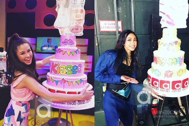 PHOTOS: Maymay and Kisses celebrate birthdays on #ASAPMayPaFiesta