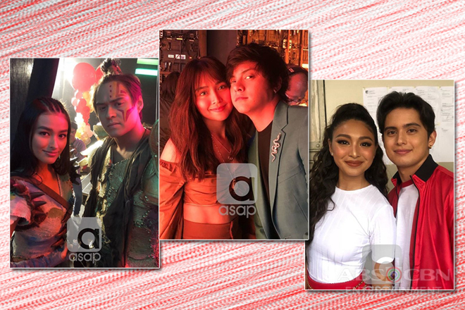 LOOK: #ASAPBidaKa4Ever Backstage Photos