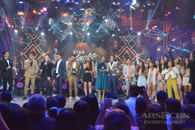IN PHOTOS: Star Magic celebrates 27th anniversary on ASAP Natin 'To