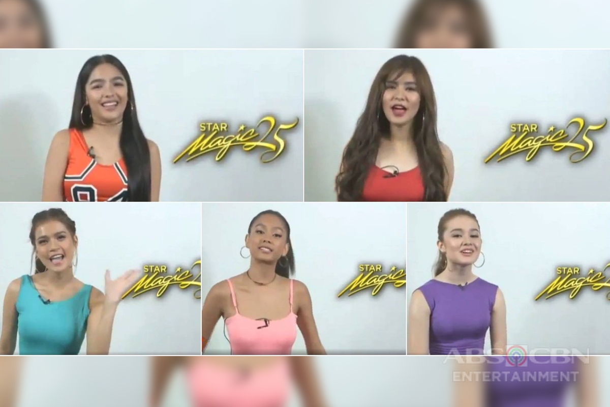 WATCH: ASAP BFF5 enumerates the cutest leading men of Star Magic