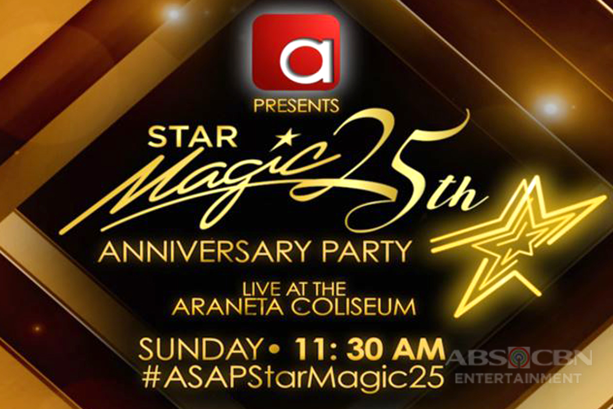 ASAP stages Star Magic 25