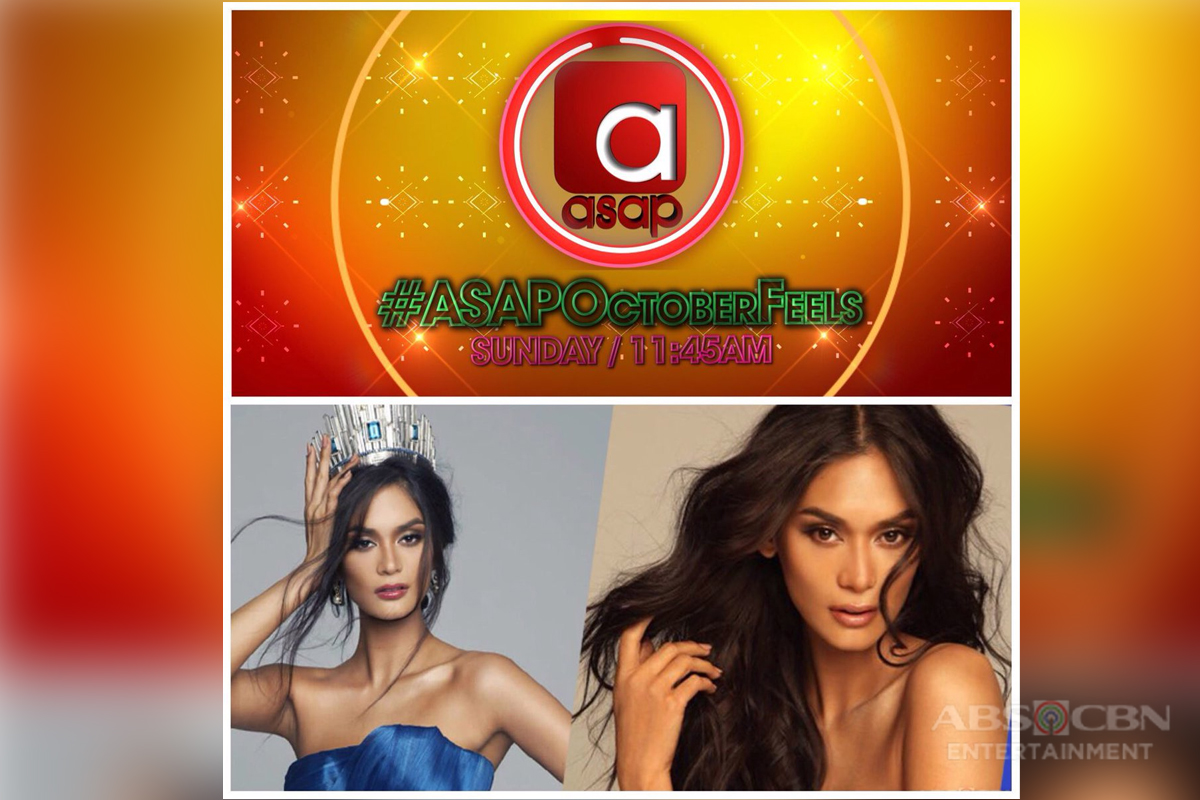 Pia Wurtzbach brings glitz and glam to ASAP party this Sunday