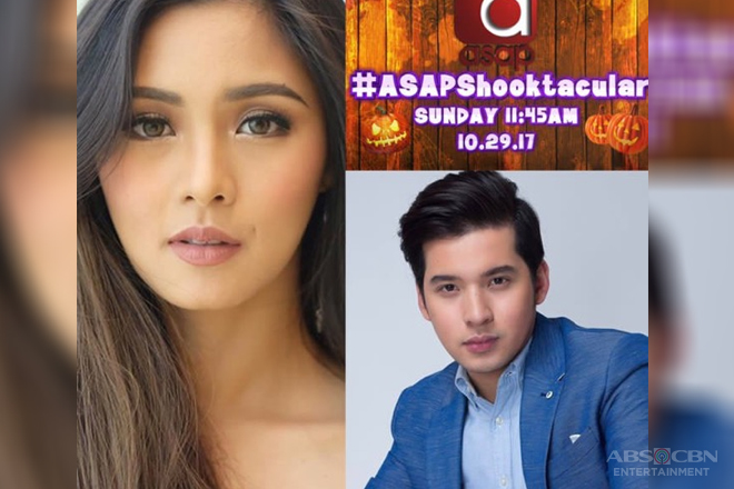"Kim at Christian, maninindak sa shooktacular na ""ASAP"""