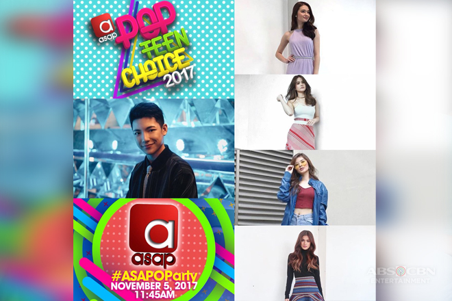 """ASAP"" POP TEEN CHOICE AWARDS 2017 KICKS OFF THIS SUNDAY"