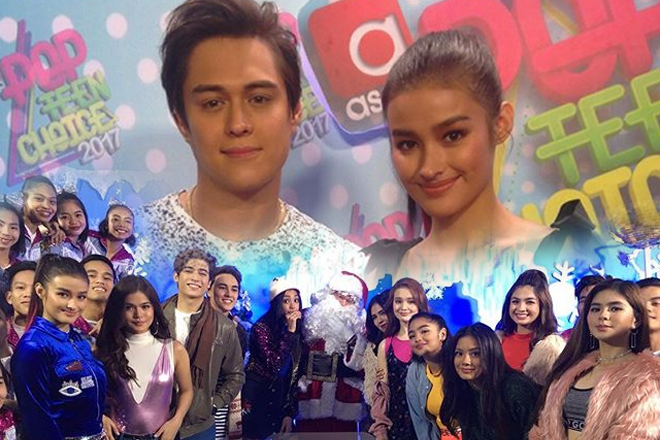 #ASAPPopTeenChoice2017 Backstage Photos