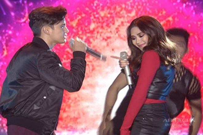 The many times Sarah and James leave us breathless on the ASAP stage