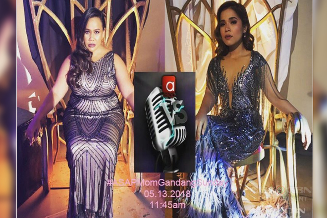 Klarisse and Bituin clash in ASAP Versus