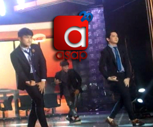 BTS EXCLUSIVE: Do The 'Hotline Bling' Dance with Enrique, Elmo Jerome, Joshua & Gerald