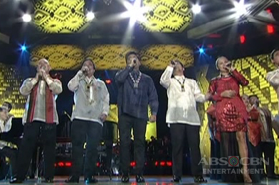 #ASAPinoy presents the music if Maestro Willy Cruz