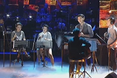 Kyla, Jay-R, KZ, Jason and Daryl give life to boyband songs on ASAP Soul Sessions