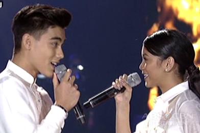 BaiLona's kilig performance of