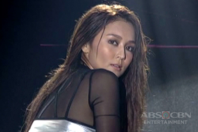 Kathryn Bernardo in a fiercer and bolder performance on her ASAP birthday number