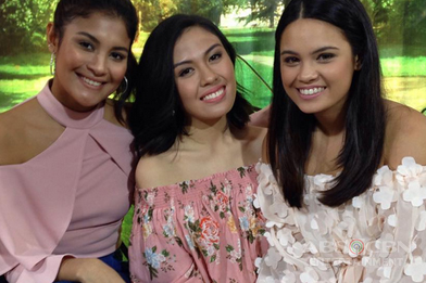 LOOK: #ASAPSummerSikat behind-the-scenes photos