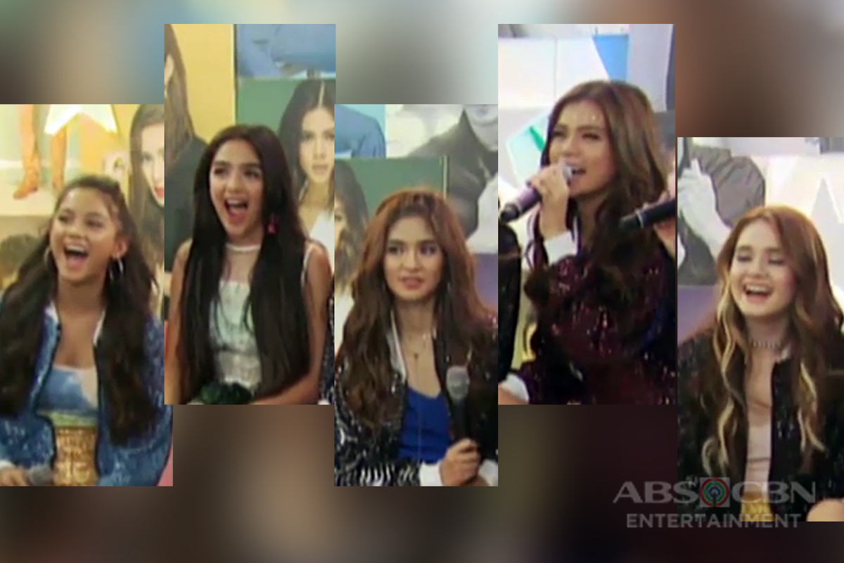 What makes BFF5 proud to be part of Star Magic?