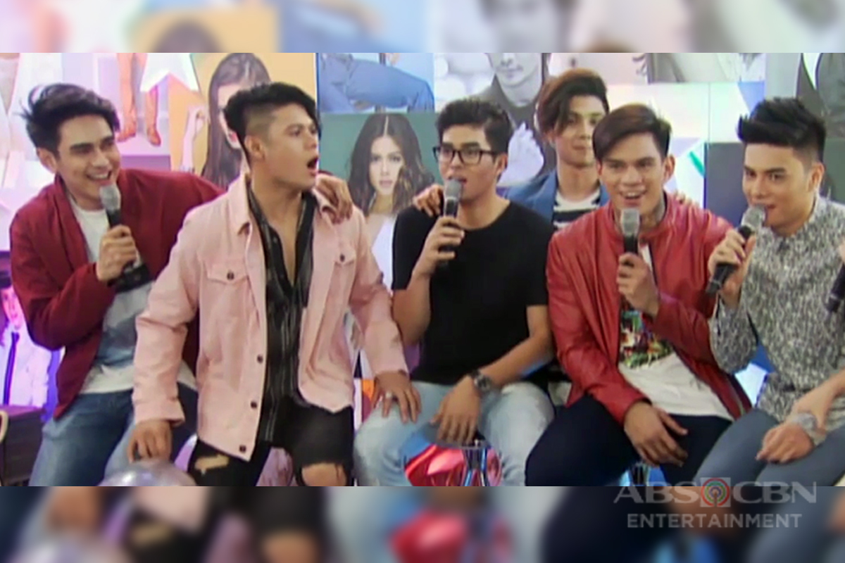 WATCH: Hashtags show their emotions through facial expression