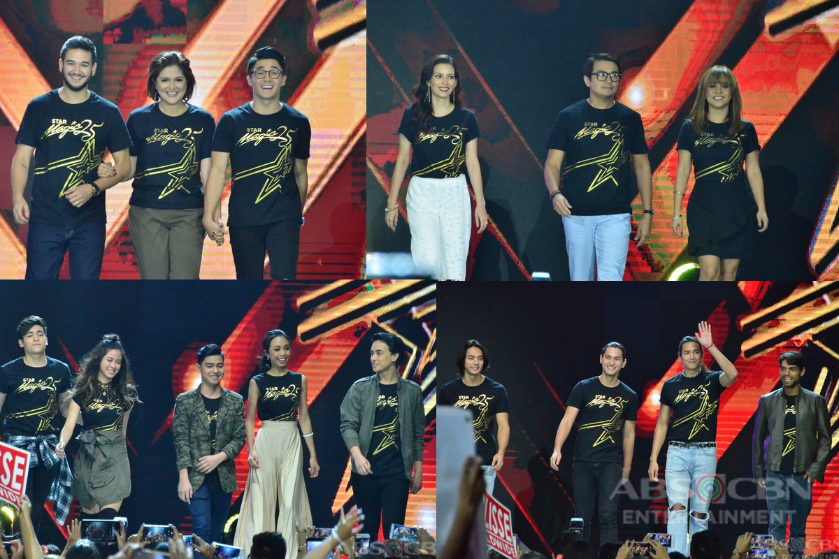 WATCH: Star Magic's biggest stars conquer the runway Part 1
