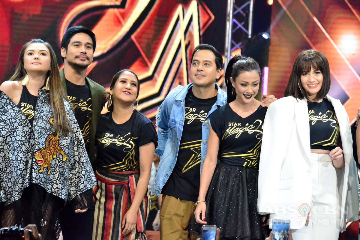 WATCH: Star Magic's biggest stars conquer the runway Part 2
