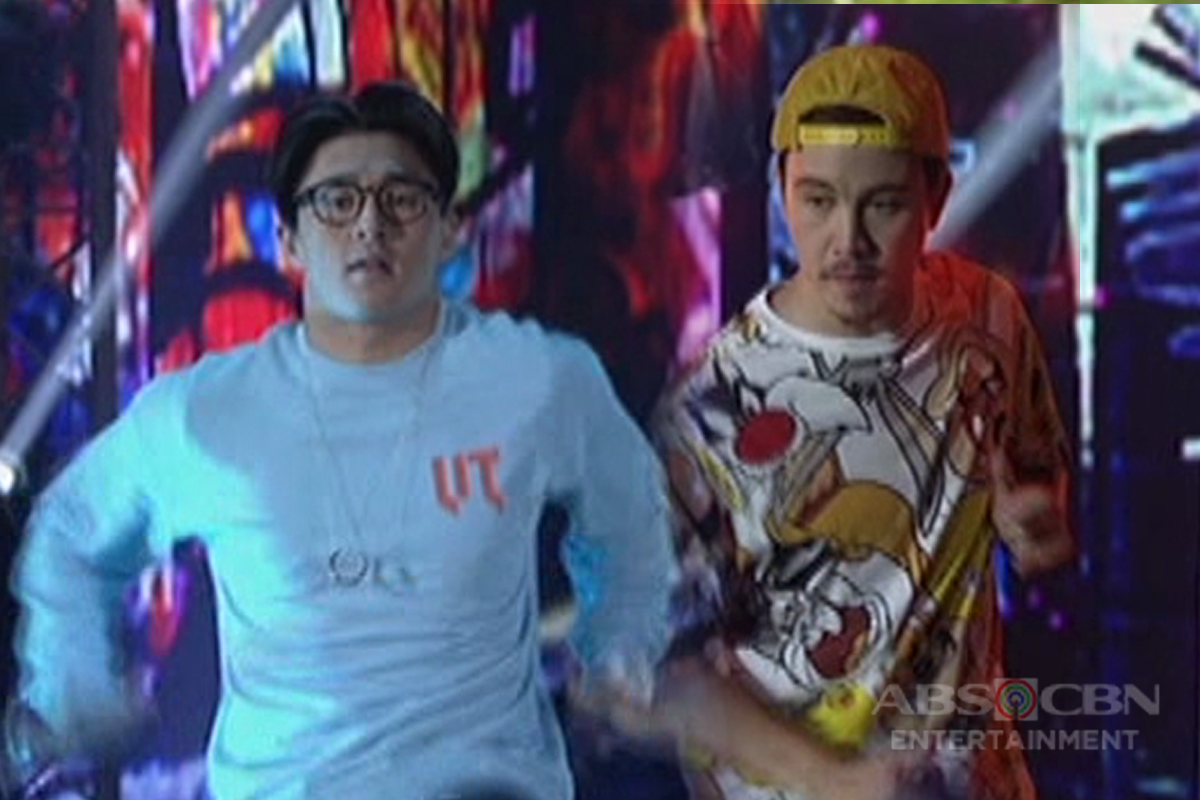 WATCH: The ultimate dance showdown of Arjo and Arron on ASAP