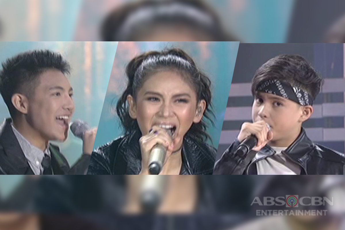 Sarah Geronimo turns into a rockstar with her