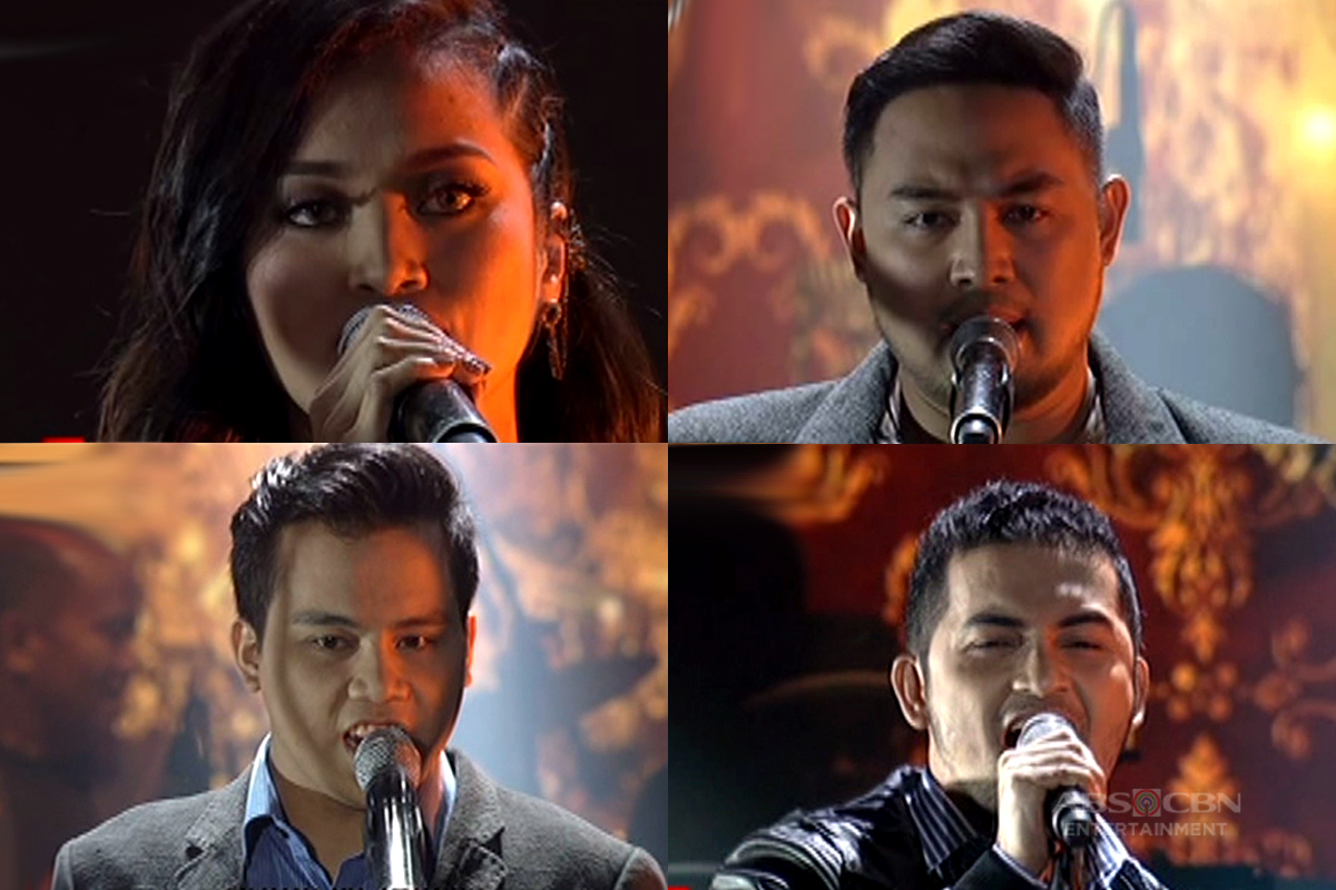 Jed Madela together with TNT singers showcase their vocal prowess on ASAP