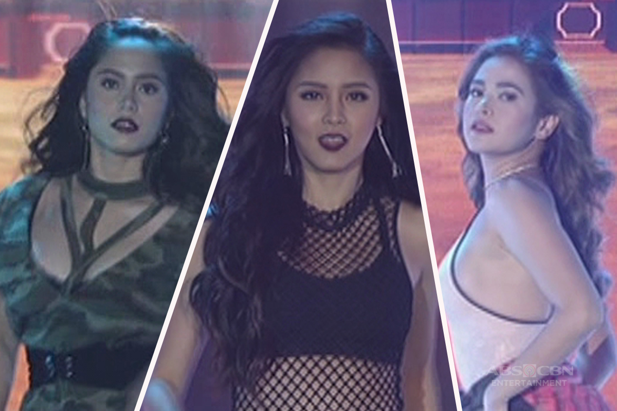 MUST-WATCH: Bela, Jessy and Kim's dance is so hot it might melt your screens!