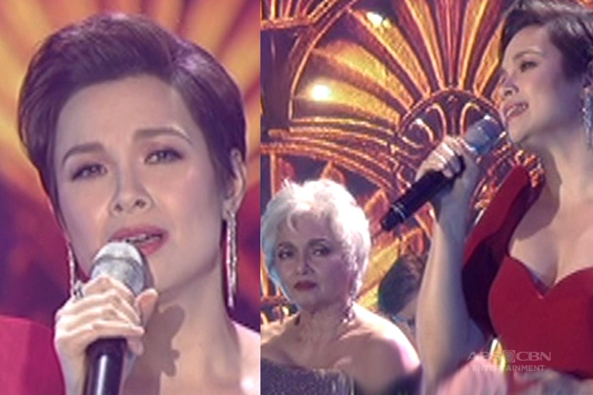 Bakit naging emosyonal si Lea Salonga sa kanyang performance sa ASAP?