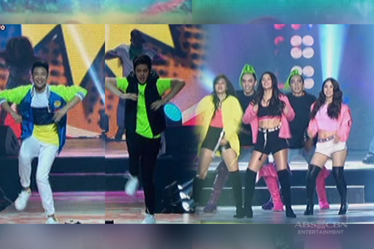 Kapamilya dance idols show off their cool moves in the ASAP stage