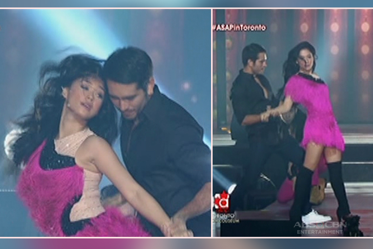 Go 'loca' with Maja and Gerald's performance on ASAP