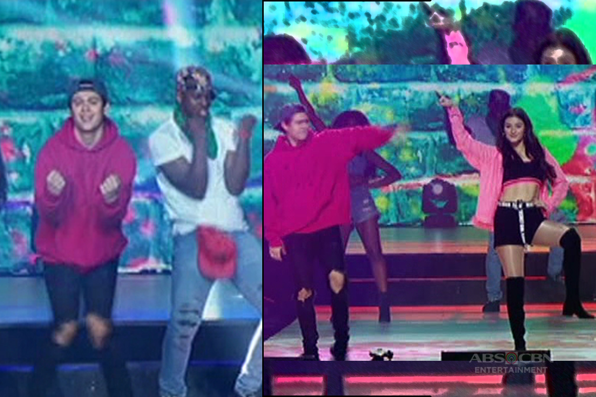 Enrique Gil brings Mobe Dance Challenge to Toronto