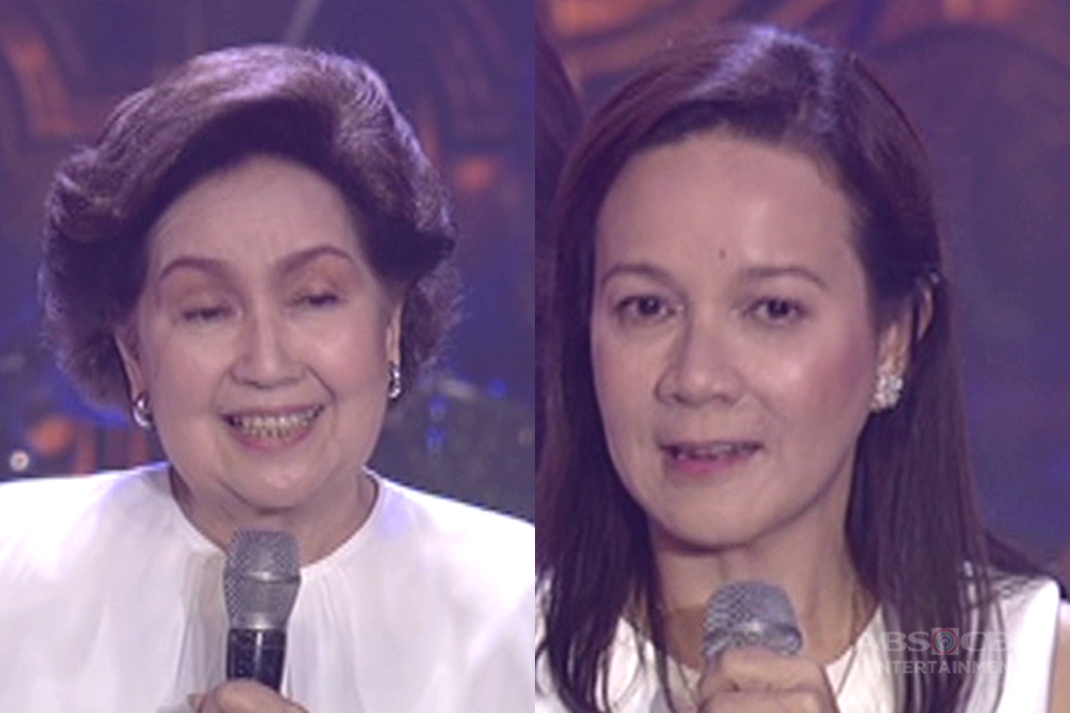 Susan Roces and Grace Poe give thanks to all the people who have been part of FPJ's life