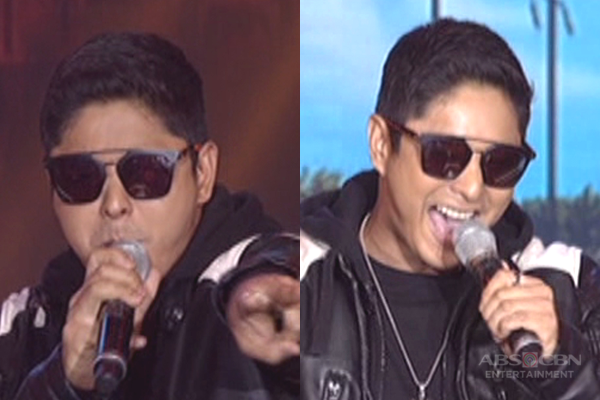 WATCH: We bet you've never seen Coco Martin rap like this!