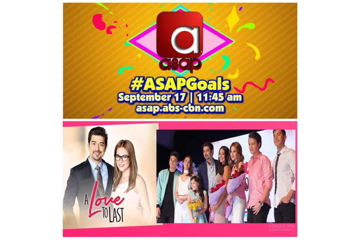"""A Love To Last"" gives farewell treat to viewers in ""ASAP"""