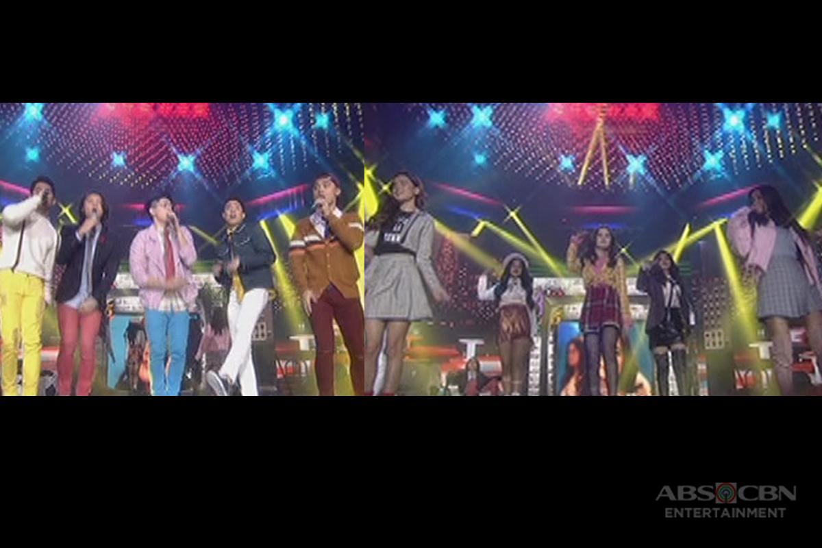 BoybandPH & ASAP BFF5 perform